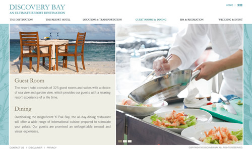 Discovery Bay Resort Destination